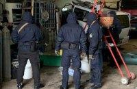 В Черкасской области полиция накрыла подпольную нарколабораторию