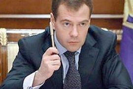 Медведев: Европе хватит газа, если Украина проявит ответственность