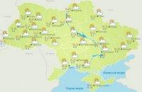 Завтра в Україні буде без дощів, температура до +22