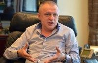 Суркис назвал первого вице-президента УАФ негодяем