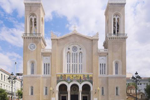 Элладская церковь рассмотрит автокефалию ПЦУ на внеочередном соборе 12 октября