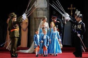 Останній холостий принц Європи одружився в Люксембурзі