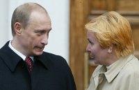 Путин решил развестись с женой