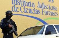 В Мексике найден угнанный грузовик с радиоактивными материалами