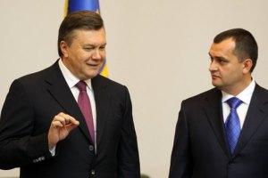 Янукович обмывал предоставление ему убежища в московском ресторане