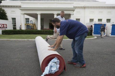 У Білому домі вперше з 1940-х років роблять капітальний ремонт