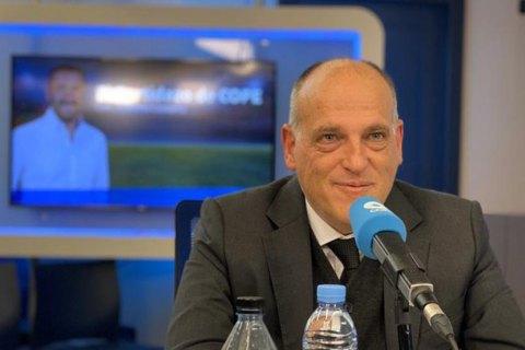 Вслед за чемпионатом Украины отложила возобновление сезона и испанская Ла Лига