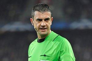 УЕФА признал ошибку арбитра в матче Украина-Англия