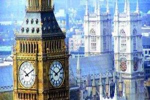 ВВП Великобританії знизився на 0,5%