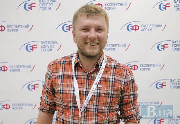 Александр Колтунов, директор по рекламе LB.ua
