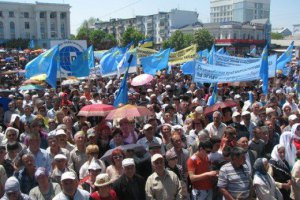 Кримські татари проведуть власний референдум