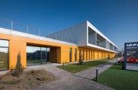 Провідне світове видання про архітектуру відзначило дитячий садок в Обухівці Дніпропетровської області