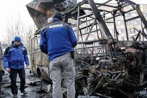 Боевики не пустили миссию ОБСЕ в Новоазовск, - штаб АТО