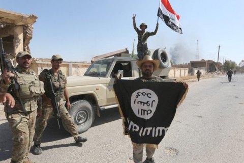 Близько 500 бойовиків ІДІЛ здалися силам міжнародної коаліції в Сирії