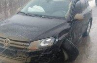 У кортеж президента Молдови врізався автомобіль