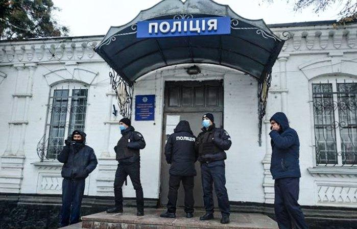 Відділок поліції Городища