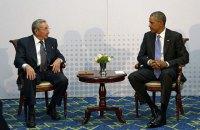Обама в марте посетит Кубу
