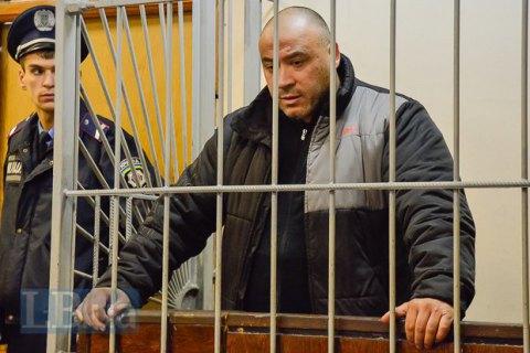 Суд відпустив з-під варти обвинуваченого в причетності до вбивства журналіста Веремія Крисіна