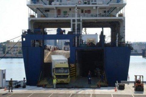 Турция ужесточила контроль за судами, заходящими в порты Крыма
