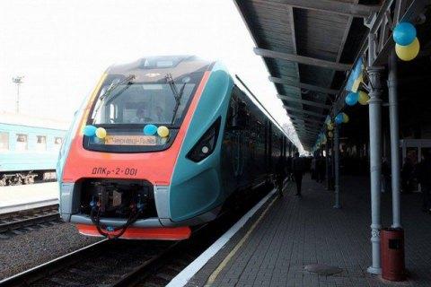 Украина и Чехия возобновляют прямое железнодорожное сообщение