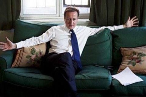 Daily Mail назвала Девіда Кемерона претендентом на посаду генсека НАТО