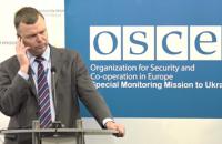 ОБСЕ не собирала личные данные сотрудников, которые якобы оказались в распоряжении ФСБ России, - Хуг
