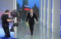Путин отказал во встречи представителям ПАСЕ
