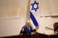 Нетаньяху не смог собрать коалиционное правительство