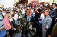 У здания МИД Ливии произошел мощный взрыв