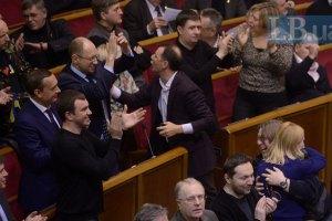 Рада отменила языковой закон Кивалова-Колесниченко