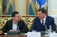 Зеленський не прийняв відставку Гончарука