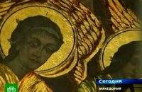 У православному храмі столиці Македонії сталося чудо