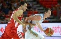 Украина обыграла Турцию в 3-м туре баскетбольного ЧМ