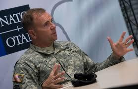Командувач сухопутними військами США відвідає Україну