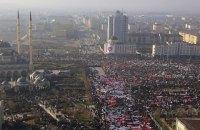 ЗМІ повідомили про примус бюджетників і студентів до участі в мітингу у Грозному