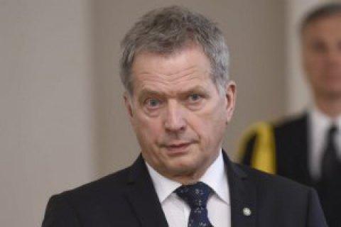 Новообраний президент Фінляндії склав присягу