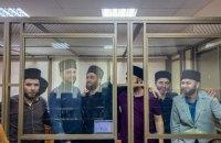Російський суд продовжив арешт вісьмом кримським татарам, обвинуваченим у справі Хізб ут-Тахрір