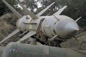 Силы Каддафи впервые выпустили по повстанцам советскую баллистическую ракету Р-11