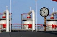 Україна отримала 26,5 куб. м газу з Європи від початку березня