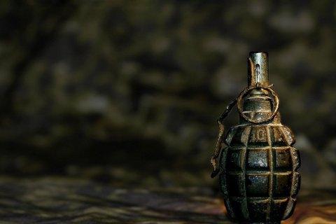 Киянин виловив із Дніпра гранату