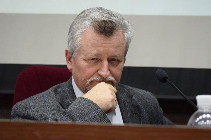 Президент НАМН Віталій Цимбалюк
