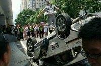 В Китае проходят антияпонские погромы