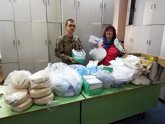 Медичний склад Help Army
