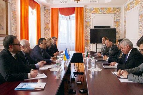 Болгария заявила о поддержке евроинтеграции Украины и санкций против России