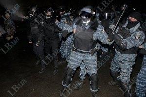 """""""Беркут"""" избивал корреспондента LB.ua, зная, что это журналист"""