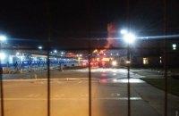 Под Одессой вспыхнул пожар на маслоперерабатывающем заводе, людей эвакуируют (обновлено)