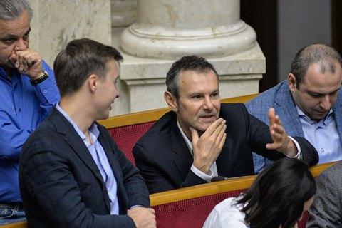 """Святослав Вакарчук поведе партію """"Голос"""" на вибори до Верховної Ради"""