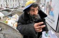В Донецке бомжей к Евро-2012 спрячут в воинской части