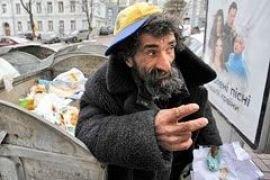 Бездомных оставят в больницах до весны
