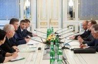 Янукович: я готов к системному сотрудничеству с парламентом